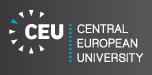 Центрально-Европейский университет. Венгрия