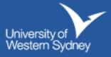 Университет Западного Сиднея, г.Сидней, Австралия